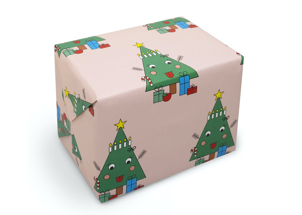 Geschenkpapier von redfries