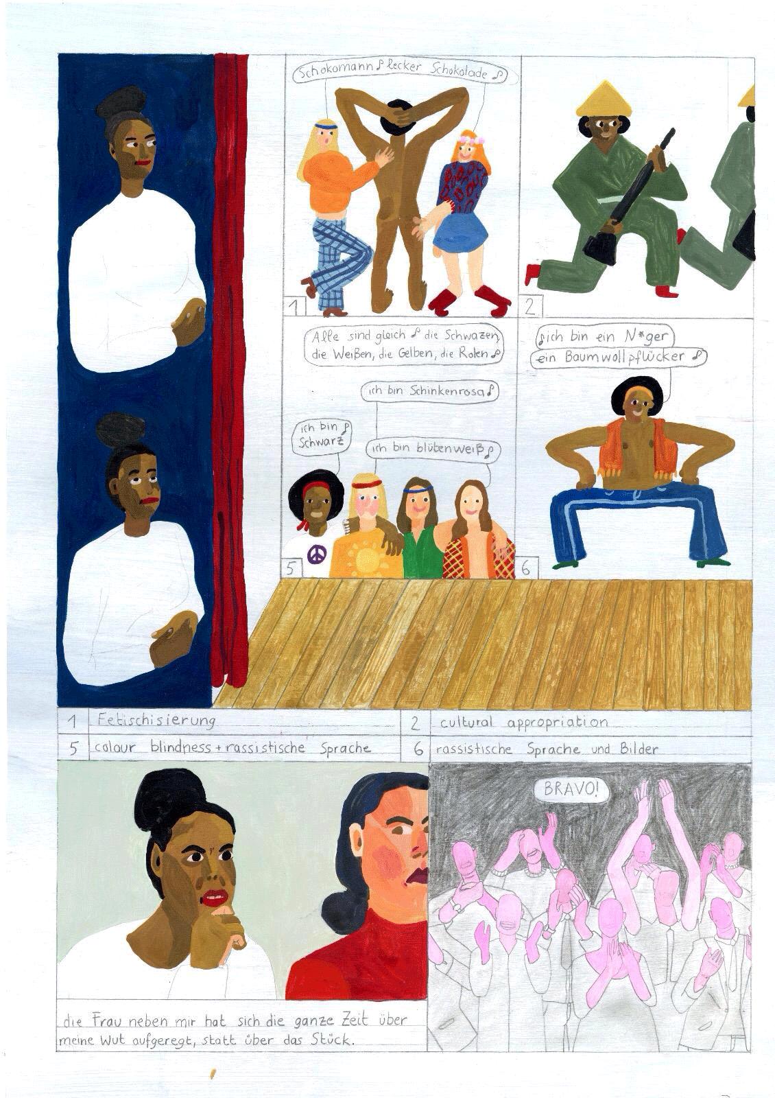 Comic, Hear Me Out!, Whitney Bursch