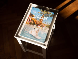 Floating Afghans: Kalender von Daniel Gebhart