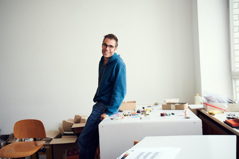 Typedesigner Eike Dingler
