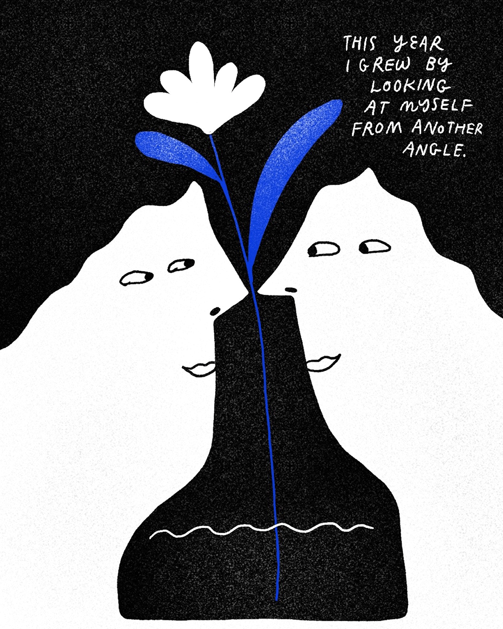 Illustration Eva Dietrich What makes you grow?