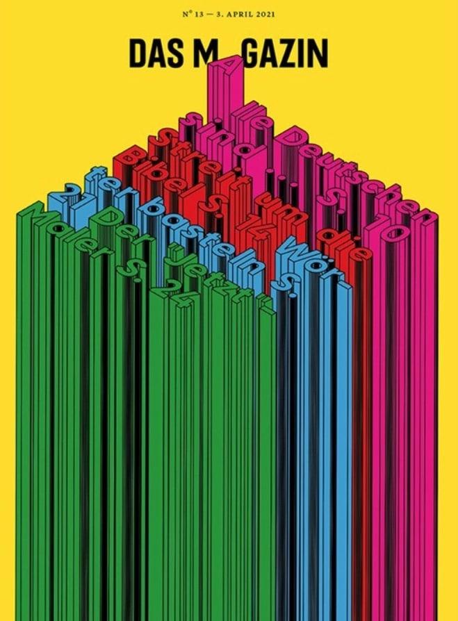 Cover-Illustration »Das Magazin«
