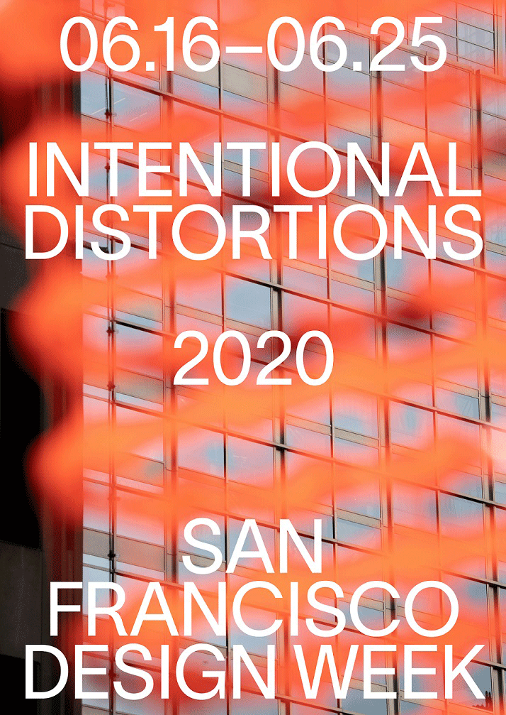 San Francisco Design Week   Visual Identity