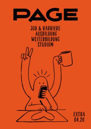 PAGE EXTRA 2020 Job & Karriere: Ausbildung, Weiterbildung, Studium
