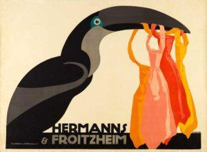 Ausstellung im MKG Hamburg »Das Plakat«