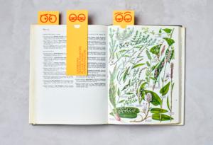 Lookbooks Buchzeichen