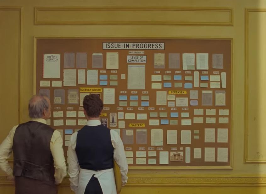 Grafikdesign im Spielfilm