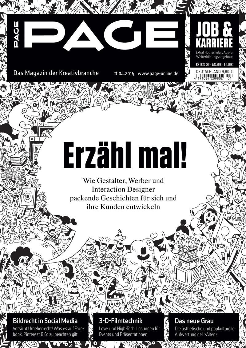 Produkt: PAGE Digital 04.2014