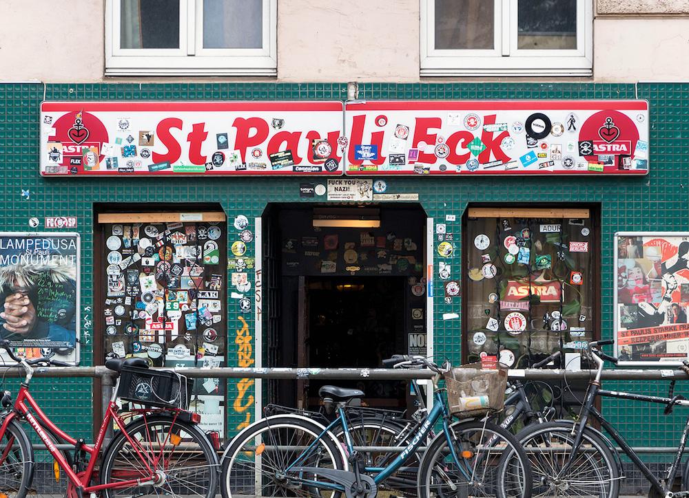 St Pauli Eck Dresden