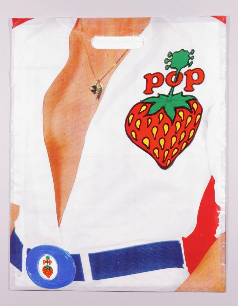 Kultige Plastiktüten aus den 1980er Jahren