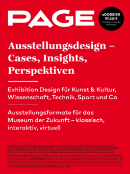 Produkt: eDossier »Ausstellungsdesign – Cases, Insights, Perspektiven«