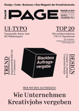 Produkt: PDF-Download: PAGE 10.2019