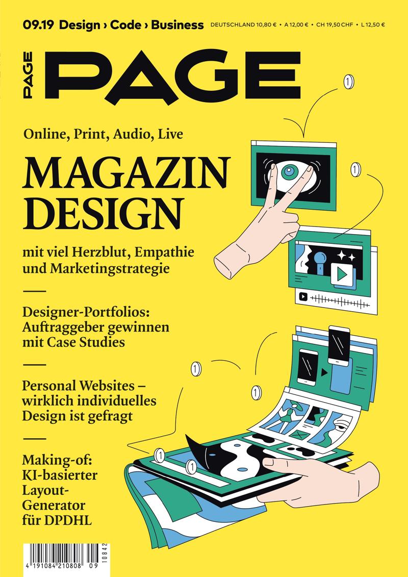 Produkt: PAGE 9.2019 Digital