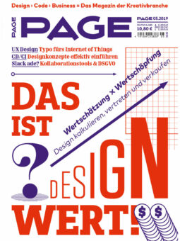 Produkt: PDF-Download: PAGE 5.2019