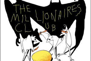 The Millionaires Club, Comic, Festival, Leipzig, Conne Island, 2020