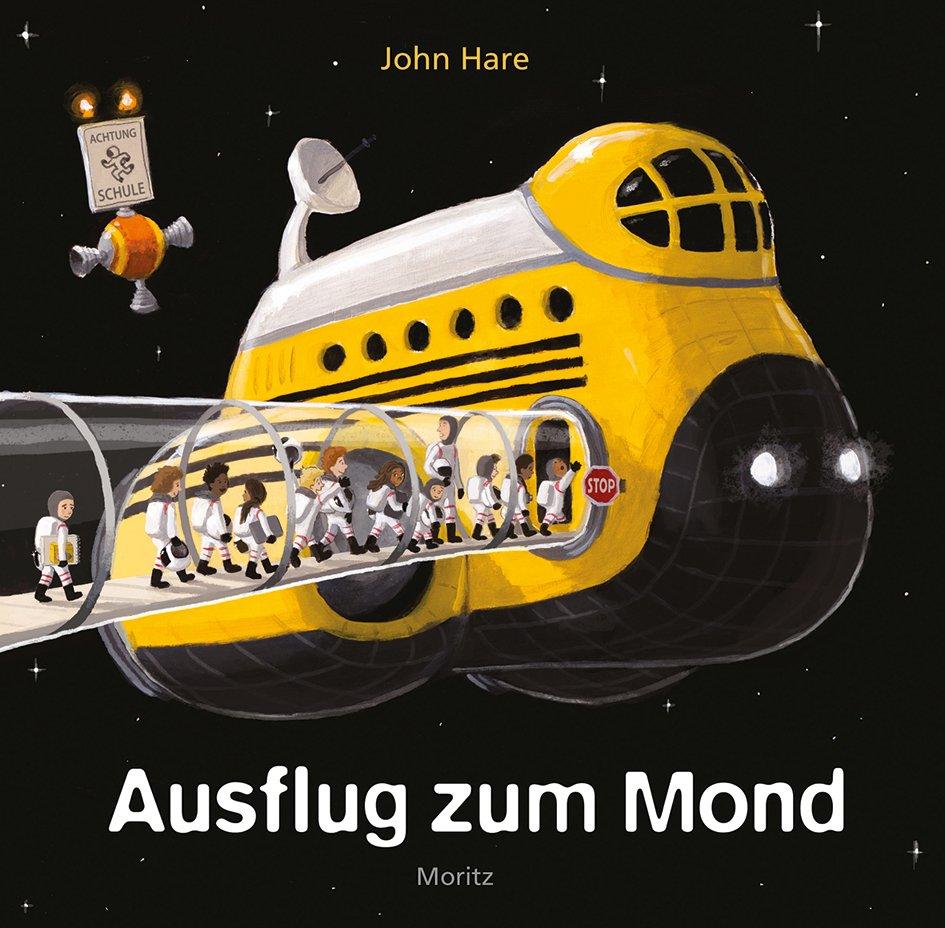 Kinderbuch ab vier Jahren Ausflug zum Mond