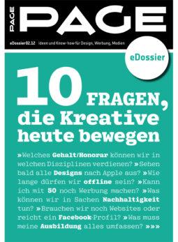 Produkt: eDossier: »10 Fragen, die Kreative heute bewegen«