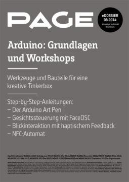 Produkt: eDossier »Arduino – Grundlagen und Workshops«