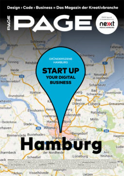 Produkt: PAGE Special »Gründerszene Hamburg«