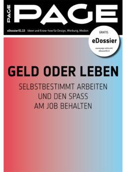 Produkt: eDossier »Geld oder Leben – Selbstbestimmt arbeiten und den Spaß am Job behalten«