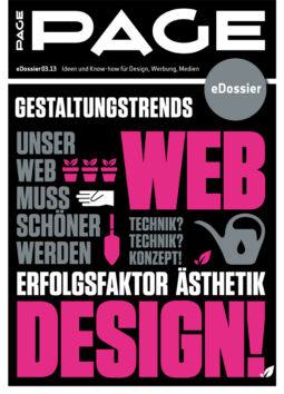 Produkt: eDossier »Webdesign-Trends«