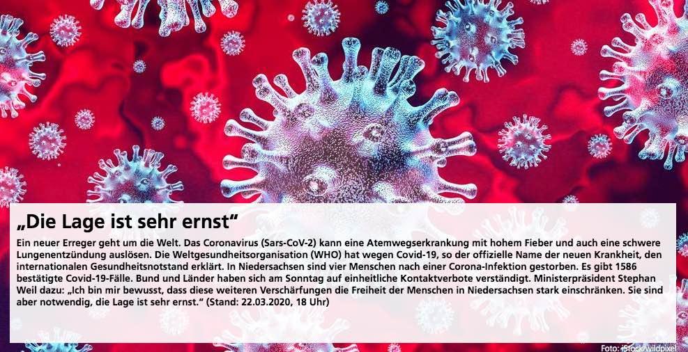Was Steckt Wirklich Hinter Dem Coronavirus