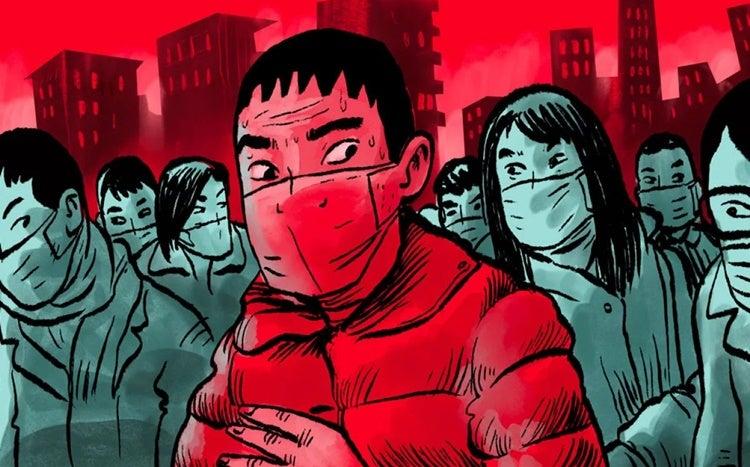 Coronavirus Illustration China