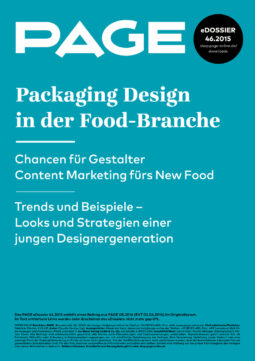 Produkt: eDossier: »Packaging Design in der Food-Branche«