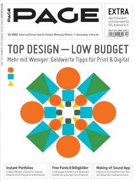 Produkt: PAGE Digital 12.2012