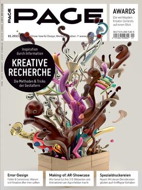 Produkt: PAGE 01.2013 Digital