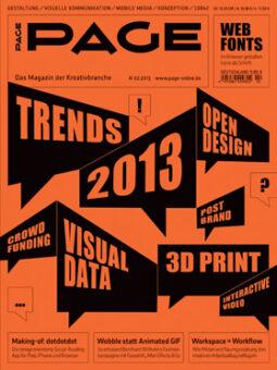 Produkt: PDF-Download: PAGE Digital 02.2013