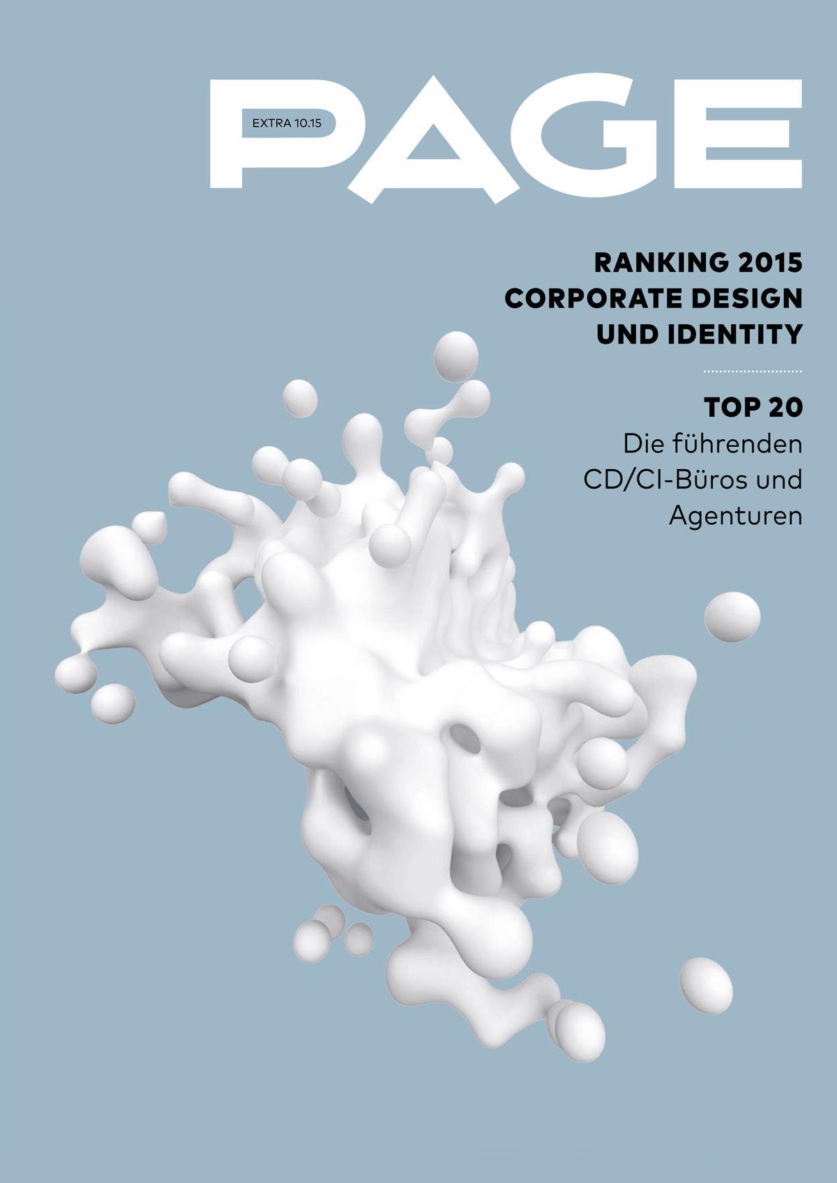 Produkt: eDossier: »Ranking 2015: Corporate Design und Identity«