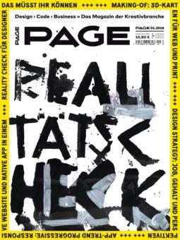 Produkt: PAGE Digital 1.2018