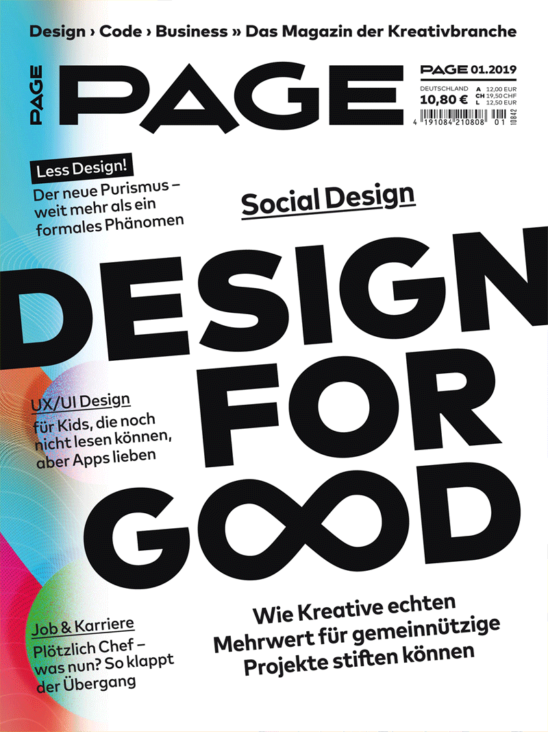 Produkt: PAGE Digital 1.2019