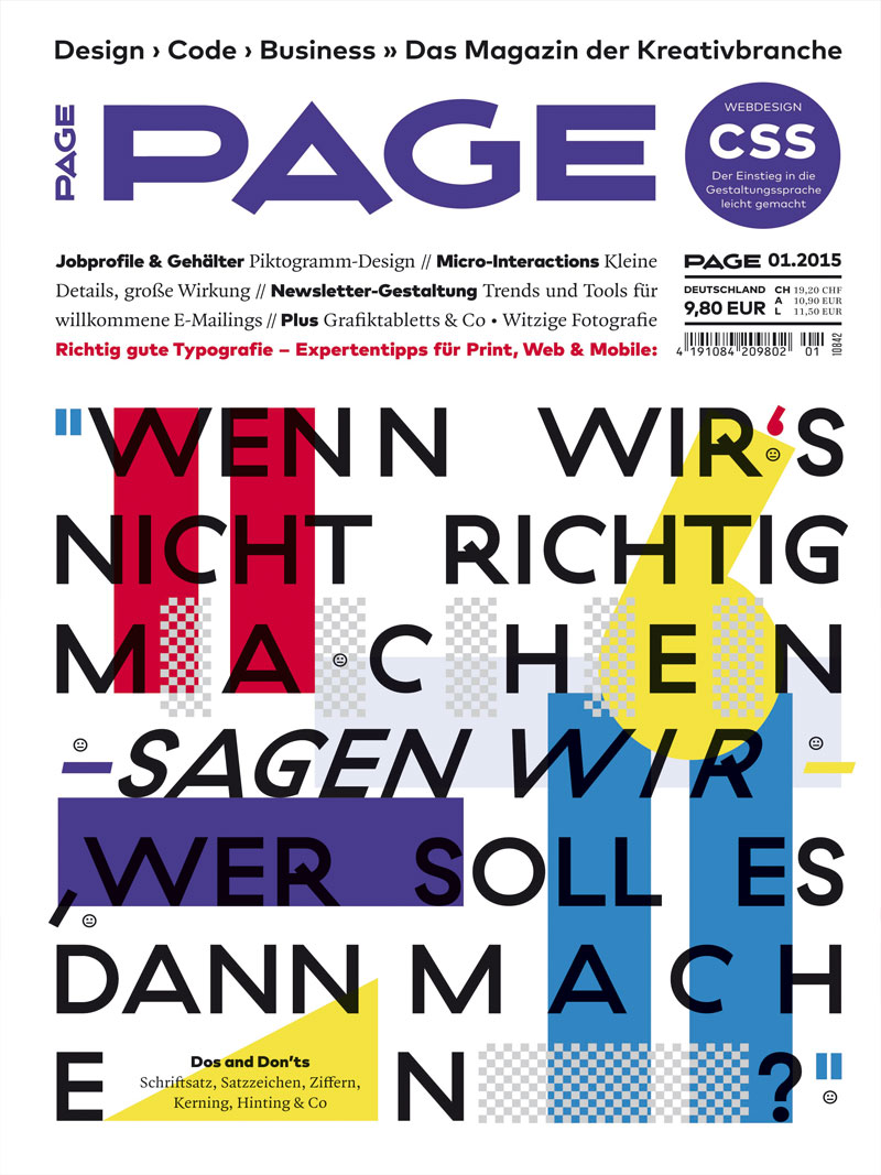 Produkt: PAGE 01.2015 Digital