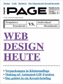 Produkt: PDF-Download: PAGE Digital 01.2016