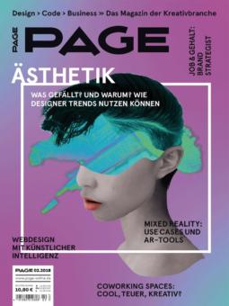 Produkt: PAGE Digital 2.2018
