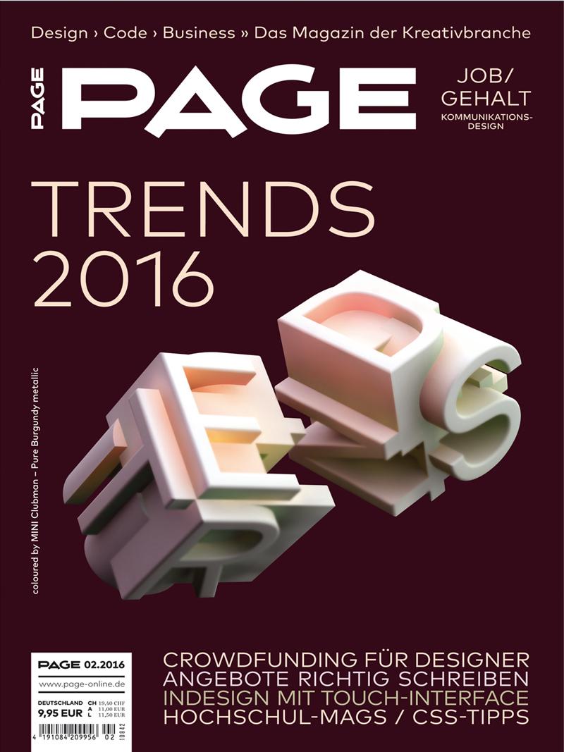 Produkt: PAGE Digital 02.2016