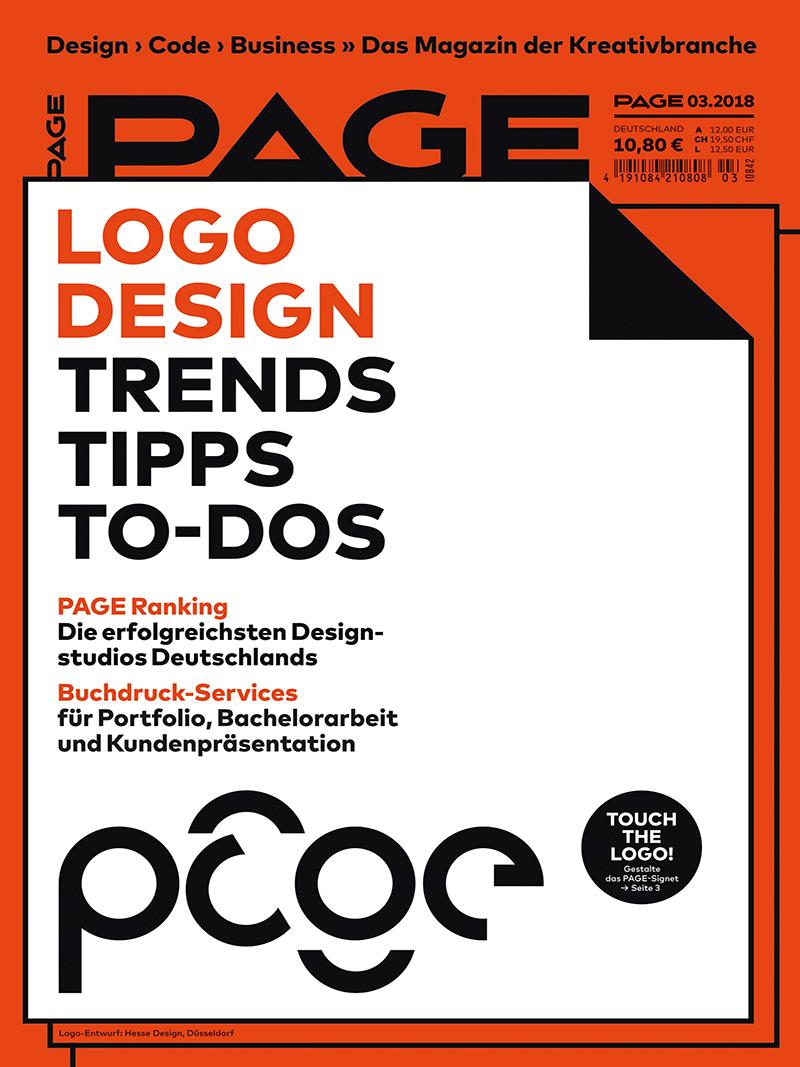 Produkt: PAGE 3.2018 Digital