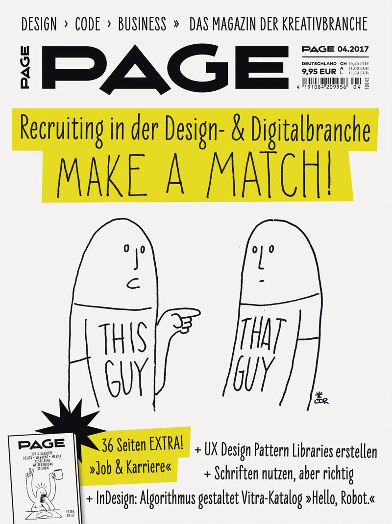 Produkt: PAGE Digital 04.2017
