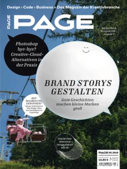 Produkt: PAGE Digital 5.2018