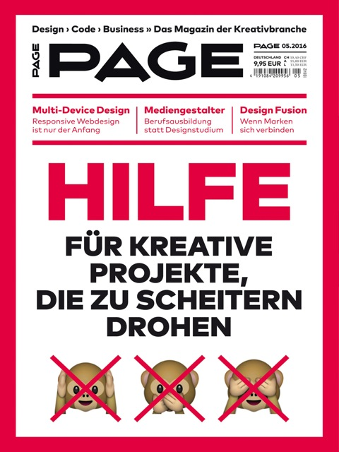 Produkt: PAGE Digital 05.2016