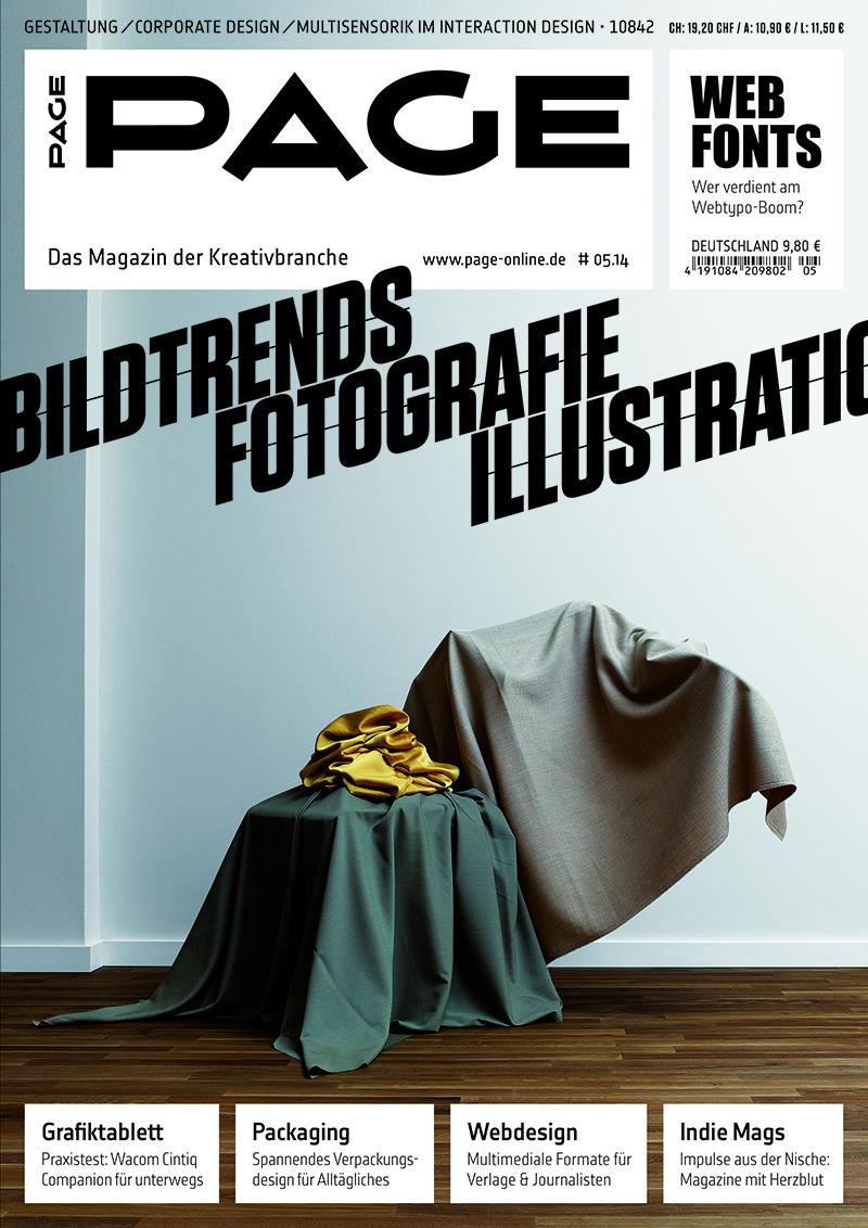 Produkt: PAGE Digital 05.2014
