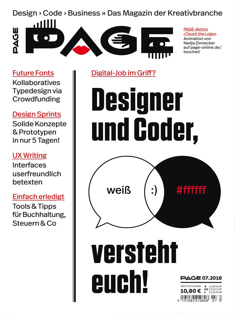 Produkt: PAGE Digital 7.2018
