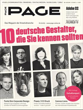 Produkt: PAGE Digital 07.2013