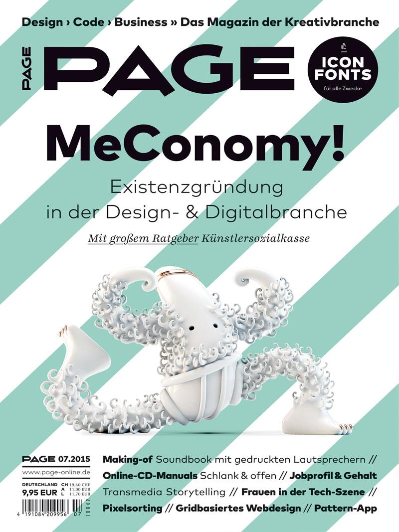 Produkt: PAGE Digital 07.2015