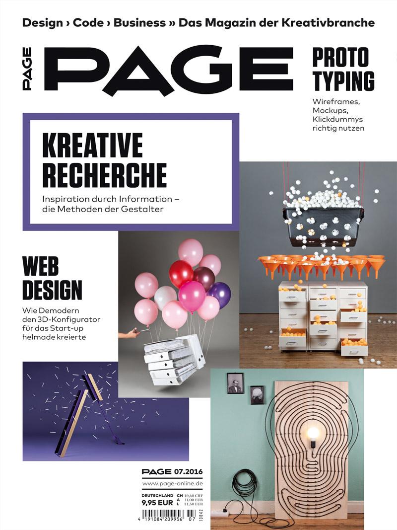 Produkt: PAGE Digital 07.2016