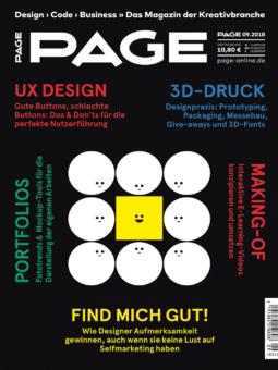 Produkt: PAGE Digital 9.2018
