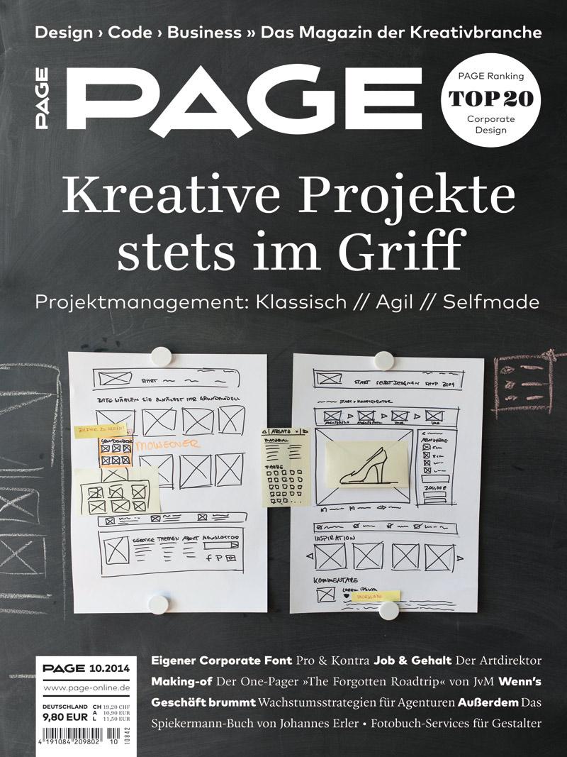 Produkt: PAGE Digital 10.2014