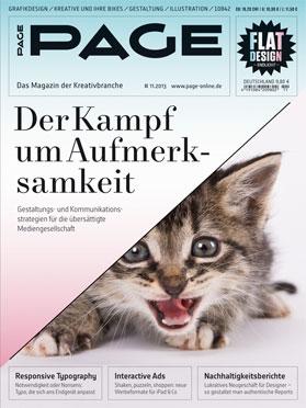 Produkt: PAGE Digital 11.2013
